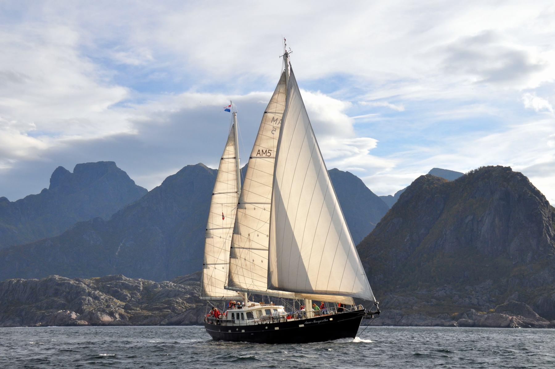 Norwegische Fjorde mit Anne-Margaretha