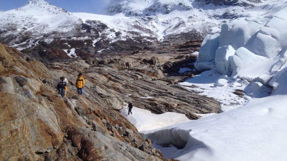 Schnee Landschaft Norwegen