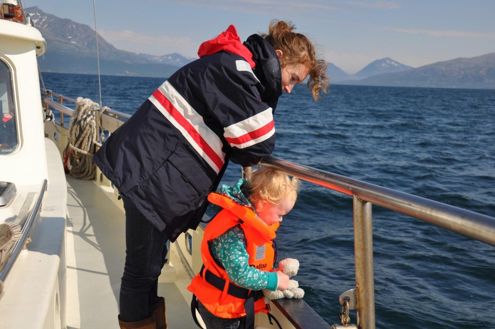 segeln in Lofoten