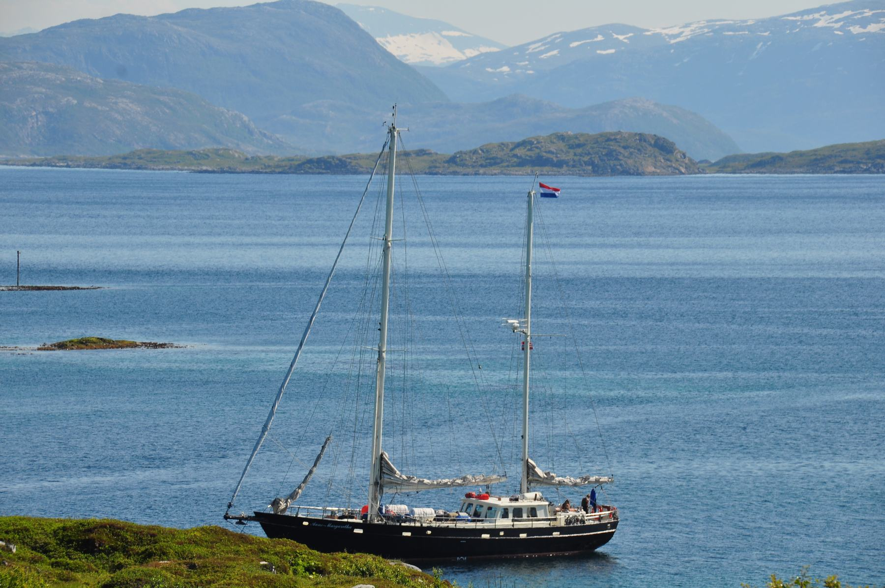 Anne-Margaretha Norwegian Coast